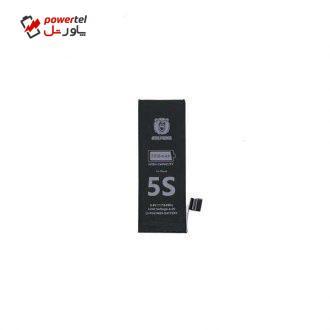 باتری موبایل کالفونا مدل C5s ظرفیت 2010 میلی آمپر ساعت مناسب برای گوشی موبایل اپل iphone 5s