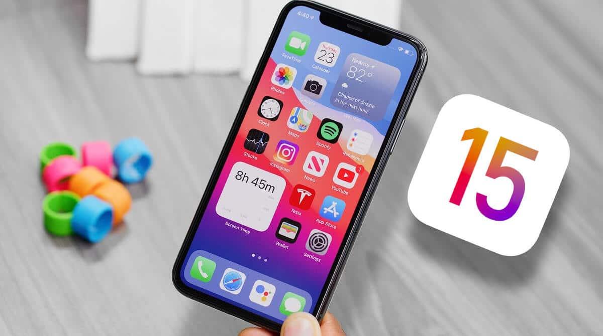 هرآنچه درباره سیستم عامل iOS 15 اپل میدانیم