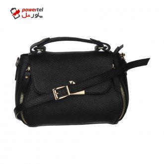 کیف دستی زنانه چرم مشهد مدل S5103-001