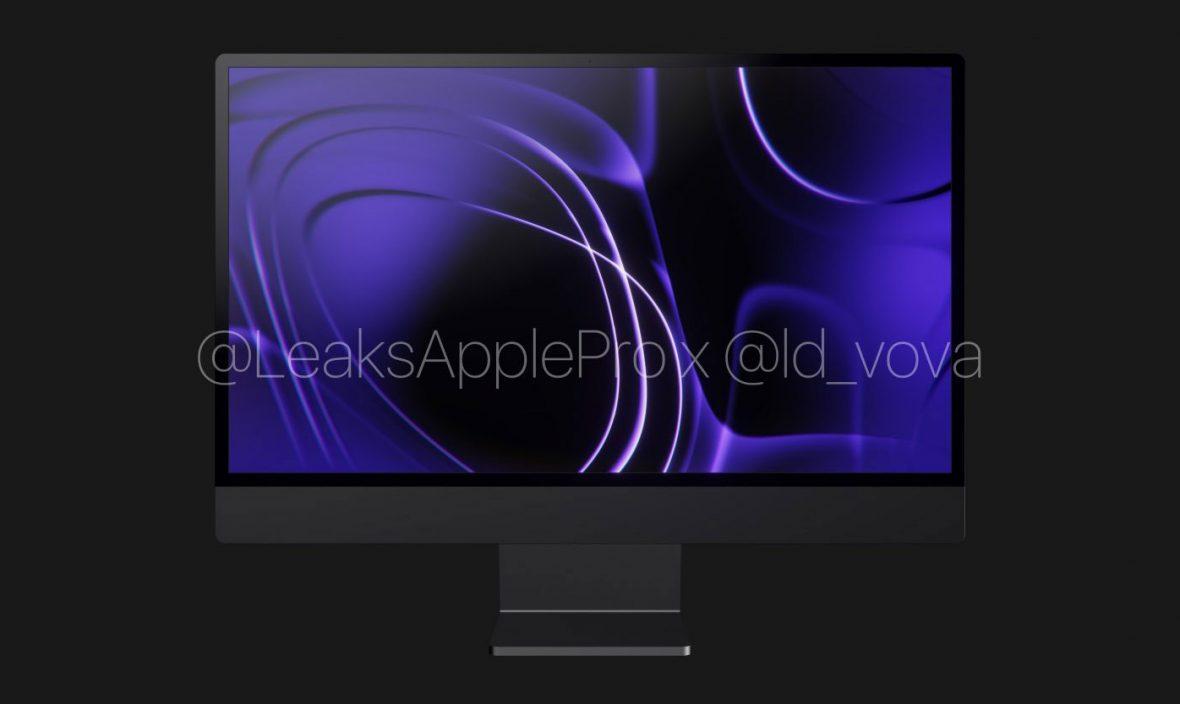 رندر iMac Pro اپل را ببینید