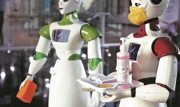 مبارزات انتخاباتی رباتها در هند