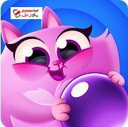 معرفی اپ – Cookie Cats Pop؛ به کلوچه خورهای محل کمک کنید