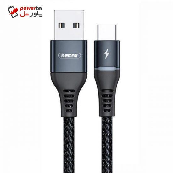 کابل تبدیل USB به USB-C ریمکس مدل RC-152 طول 1 متر
