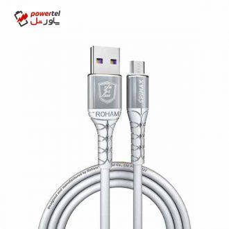 کابل تبدیل USB به microUSB  اپیمکس مدل EC – 26 طول 1 متر