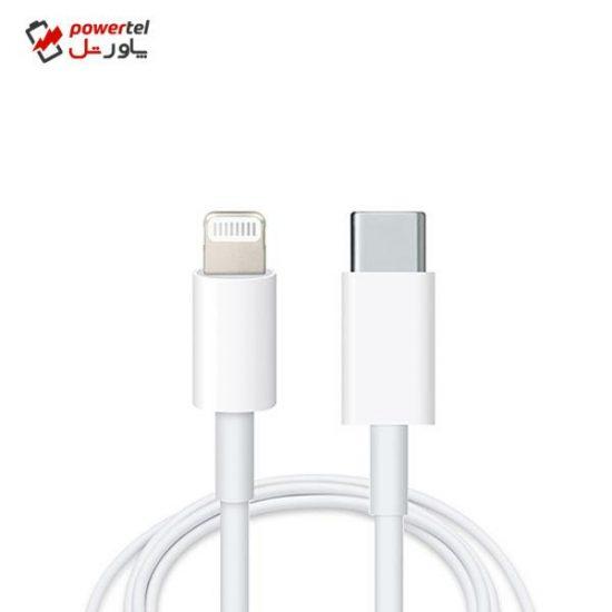 کابل تبدیل USB-C به لایتنینگ مدل A1703 طول 1 متر