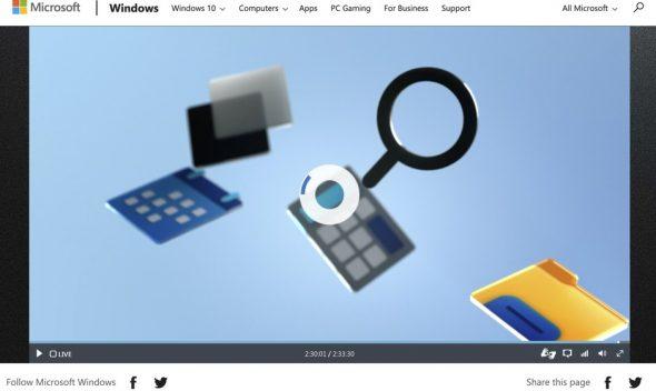 پخش زنده مایکروسافت برای رونمایی از ویندوز ۱۱ با مشکلات فنی فراوان همراه بود