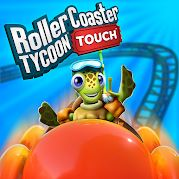 RollerCoaster Tycoon Touch؛ پارک بسازید و مدیریت کنید