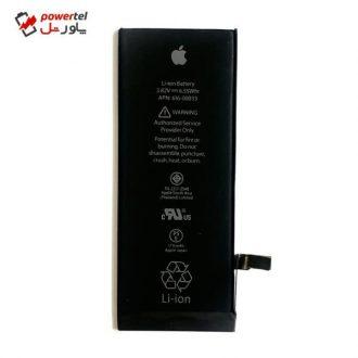 باتری موبایل مدل APN_IP6S ظرفیت 1715 میلی امپر ساعت مناسب برای گوشی موبایل اپل Iphone 6s بسته 10 عددی