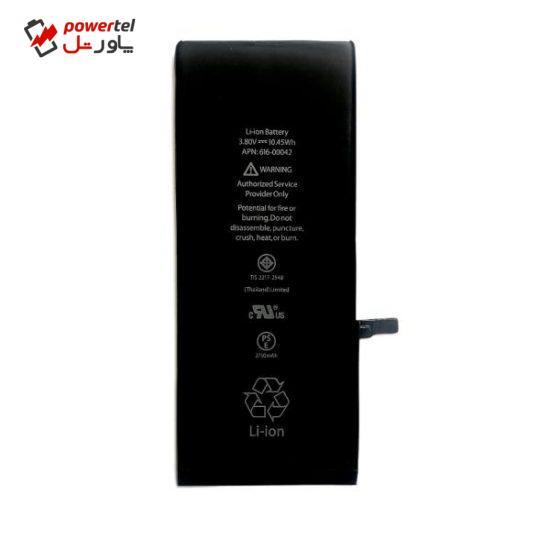 باتری موبایل مدل JHN ظرفیت 1715 میلی امپر ساعت مناسب برای گوشی موبایل اپل iphone 6S
