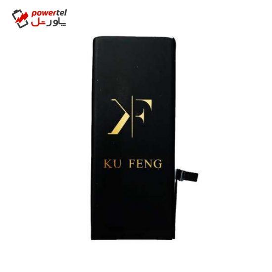 باتری موبایل کوفنگ مدل KF-6ظرفیت 1810 میلی آمپر مناسب برای گوشی موبایل اپل Iphone 6