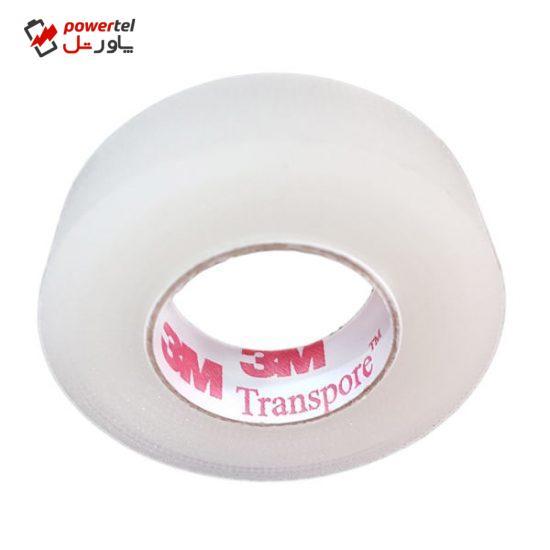 چسب پانسمان تری ام مدل Transpore