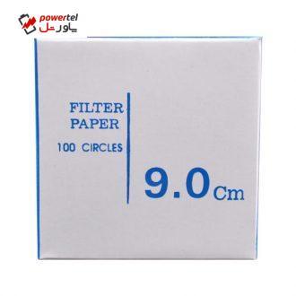 کاغذ صافی و فیلتر آزمایشگاهی مدل Permium-Blue