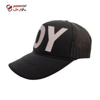 کلاه کپ مردانه کد B-30156