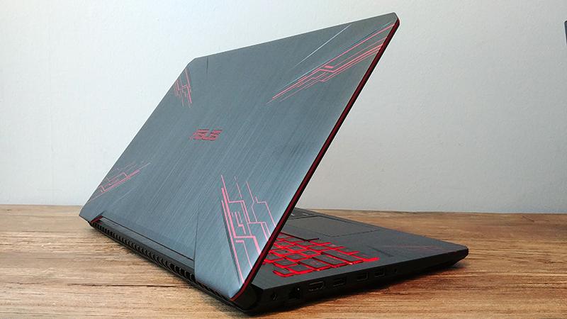 لپ تاپ ایسوس سری TUF Gaming