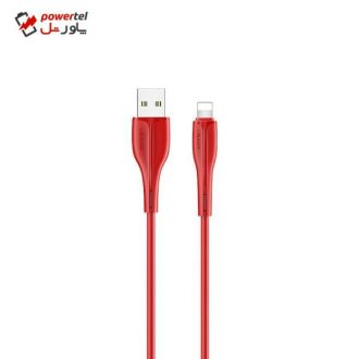 کابل تبدیل USB به لایتنینگ یوسمز مدل US-SJ371 U38 طول 1 متر