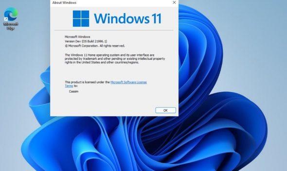 مایکروسافت غیرمستقیم صحت بیلد افشا شده ویندوز ۱۱ را تایید کرد