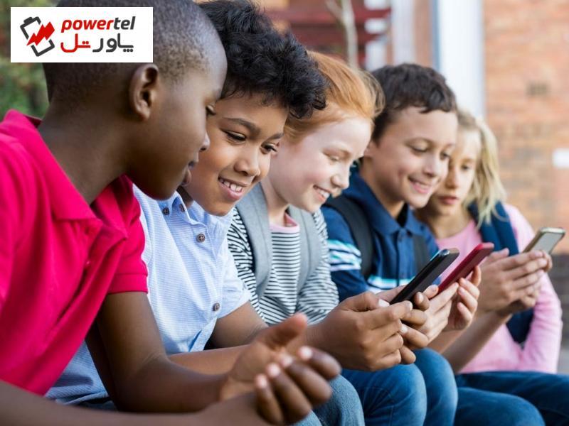 چگونه موبایل را از فرزندم بگیرم؟