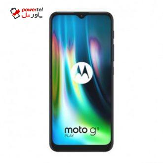 گوشی موبایل موتورولا مدل Moto G9 Play دو سیم کارت ظرفیت 4/128 گیگابایت
