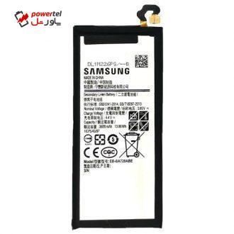 باتری موبایل مدل EB-BA720ABE ظرفیت 3600 میلی آمپر ساعت مناسب برای گوشی موبایل سامسونگ Galaxy A7 2017/J7 2017