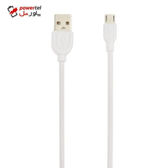 کابل تبدیل USB به microUSB لیتانگ مدل LT-V6-04 طول 1 متر