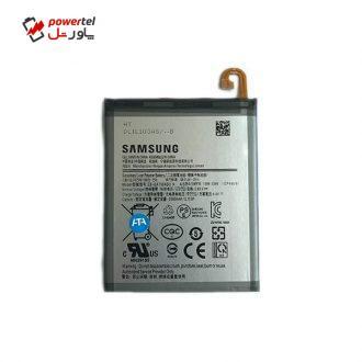 باتری موبایل مدل EB-BA750 ABU ظرفیت 3300 میلی آمپر ساعت مناسب برای گوشی موبایل سامسونگ GALAXY A10/M10/A7 2018