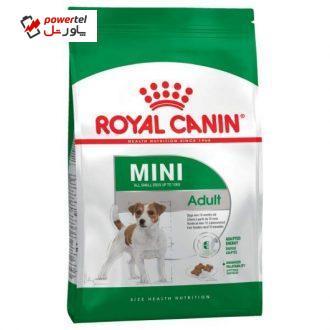 غذای خشک سگ رویال کنین مدل Mini Adult وزن 8 کیلوگرم