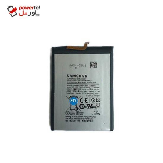 باتری موبایل مدل EB-BG580ABU ظرفیت 5000 میلی آمپر ساعت مناسب برای گوشی موبایل سامسونگ GALAXY M30