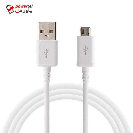 کابل تبدیل USB به microUSB مدل ECB-DU4EWE طول 1 متر