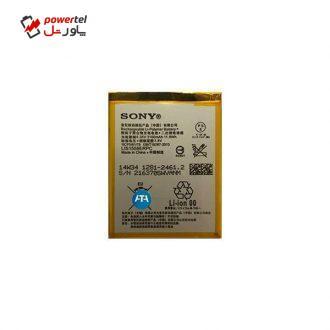 باتری موبایل مدل LIS1558ERPC ظرفیت3100 میلی امپر ساعت مناسب برای گوشی موبایل سونی XPERIA Z3