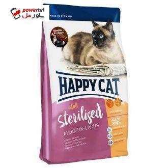 غذا خشک گربه هپی کت مدل استرلایز آتلانتیک وزن 10 کیلوگرم