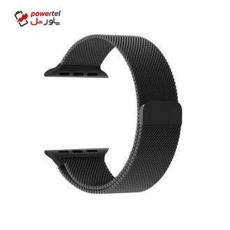 بند فلزی زینکوکو  مدل Milanese Loop مناسب برای اپل واچ 38 میلی متری