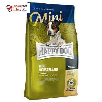 غذای خشک سگ هپی داگ مدل mini neuseeland for adult وزن 8 کیلو گرم