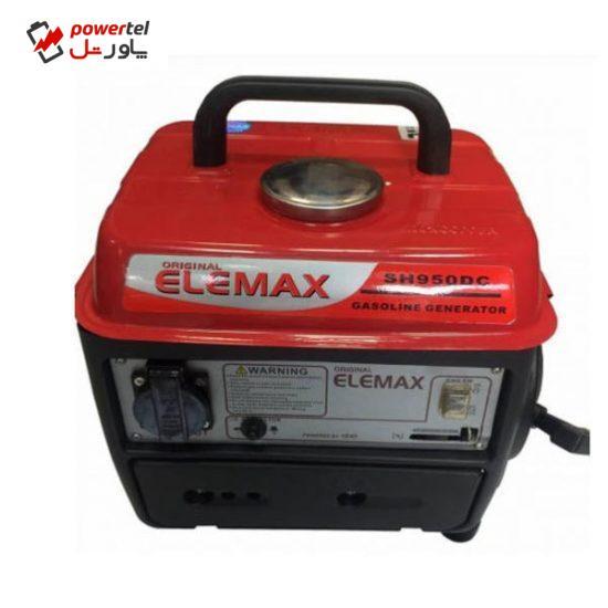 موتور برق بنزینی المکس مدل SH950DC
