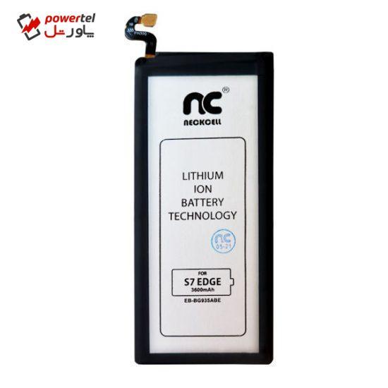 باتری موبایل نکسل مدل P.R.C ظرفیت 3600 میلی آمپر ساعت مناسب برای گوشی موبایل سامسونگ Galaxy S7 Edje