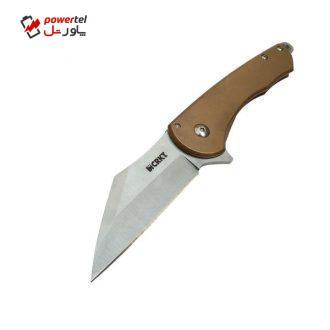 چاقوی سفری سی آر کی تی مدل 6820-A