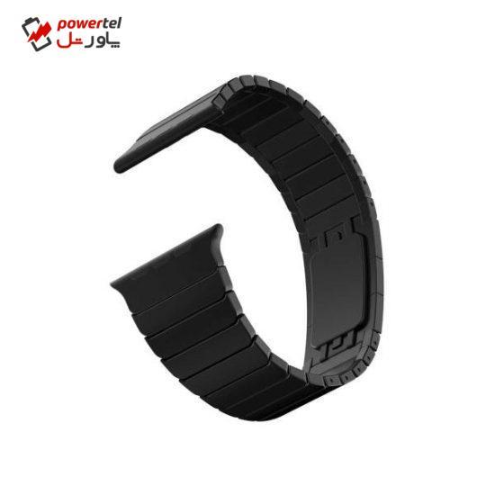 بند فلزی زینکوکو مدل Link Bracelet مناسب برای اپل واچ 38 میلی متری