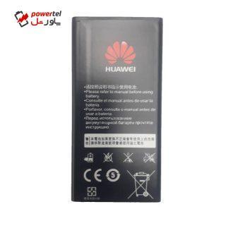 باتری موبایل کد kp-2000 ظرفیت 2000 میلی آمپر مناسب برای گوشی موبایلهوآوی3c Lite /G620/Y560/Y5/Y625