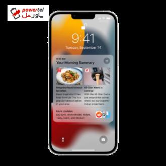 گوشی موبایل اپل مدل iPhone 13 pro دو سیم کارت ظرفیت 6/128 گیگابایت