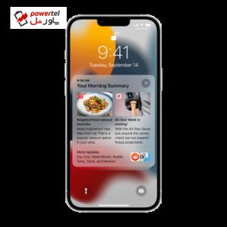 گوشی موبایل اپل مدل iPhone 13 pro max دو سیم کارت ظرفیت 6/128 گیگابایت