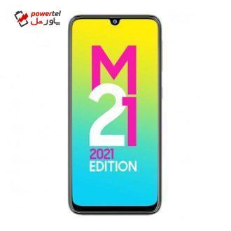 گوشی موبایل سامسونگ Galaxy M21 2021 دوسیم کارت ظرفیت 4/64 گیگابایت