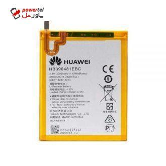 باتری موبایل هوآوی  مدل  HB396481EBC ظرفیت 3000 میلی آمپر ساعت مناسب برای گوشی موبایل هوآوی G7 Plus