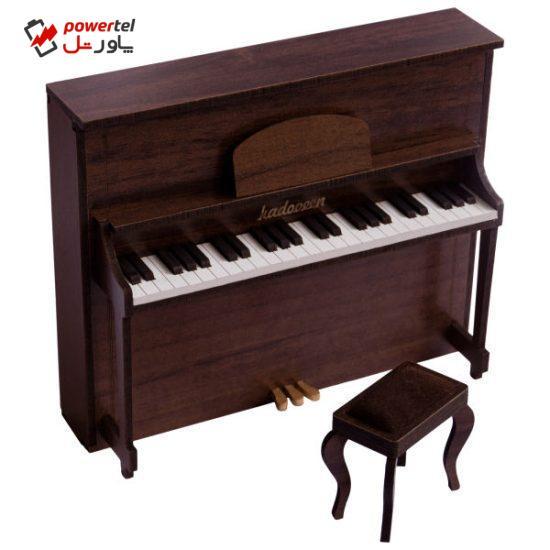 ماکت دکوری کادووین طرح پیانو مدل P01