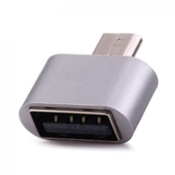 مبدل USB به microUSB مدل C&Q