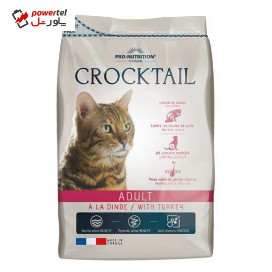 غذای خشک گربه پرو نوتریشن فلاتازور مدل بوقلمون وزن ۱۰ کیلوگرم