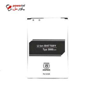 باتری موبایل کالفونا مدل cal-G4 با ظرفیت 3000میلیر آمپر مناسب برای گوشی موبایل ال جی مدل G4