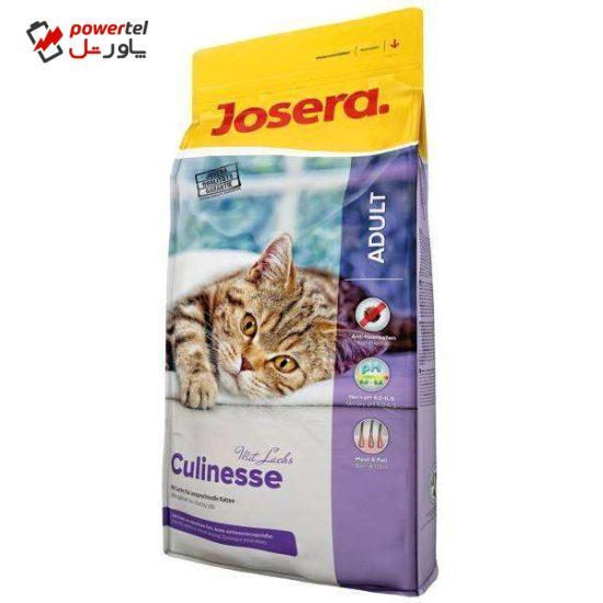 غذای خشک گربه جوسرا مدل culinesse وزن 10 کیلوگرم