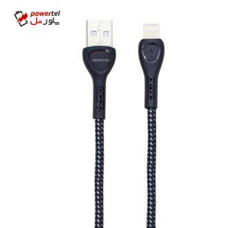 کابل تبدیل USB به لایتنینگ کینگ استار مدل K24i طول 1 متر