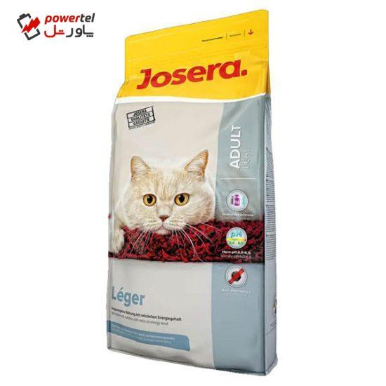 غذای خشک گربه جوسرا مدل leger وزن 10 کیلوگرم