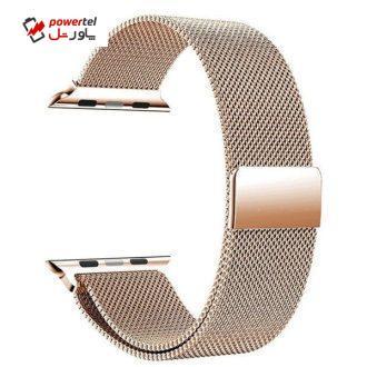 بند مدل Milanese  مناسب برای اپل واچ 38/40 میلی متری