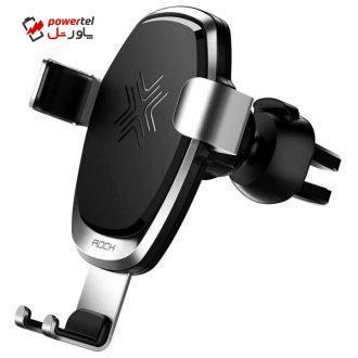 پایه نگهدارنده و شارژر بی سیم گوشی موبایل راک مدل RWC0246